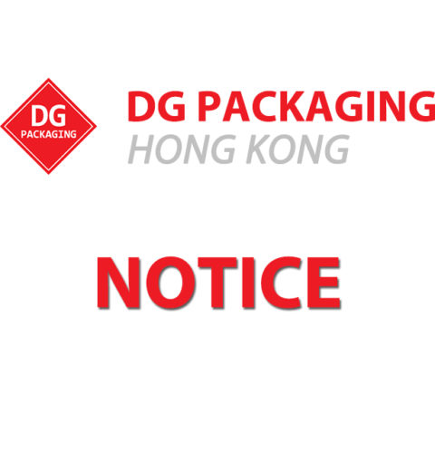 NOTICE – Post date 02 Jan 2020